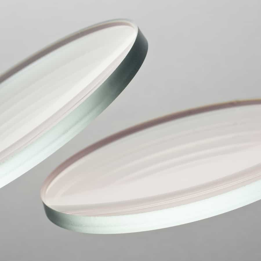 High Index Lens Coating