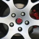 Car Wheel Abrasion Resistant Coating