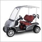 Scratch Resistant Coating for Golfcart