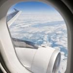 Scratch Resistant Airplane Window