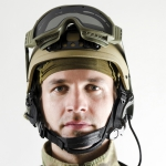 Scratch Resistant Military Goggles
