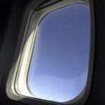 Airplane Window Scratch Resistant Coating