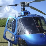Scratch Resistant Coating for Helicopters
