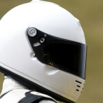 Helmet Visor Scratch Resistant Coating