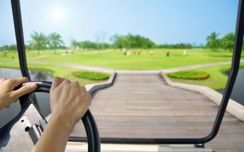 Scratch Resistant Coating for Golfcart