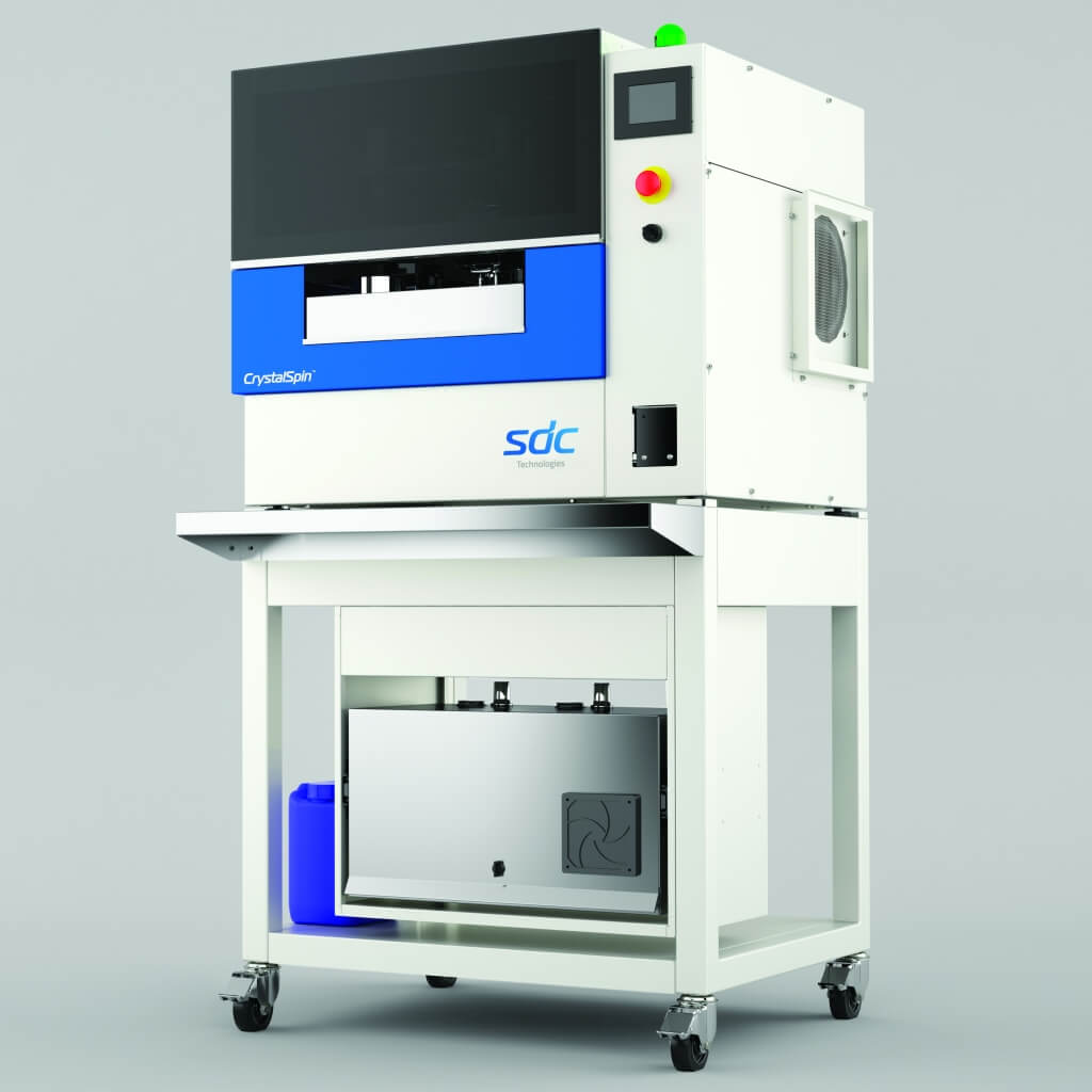 CrystalSpin Coating equipment