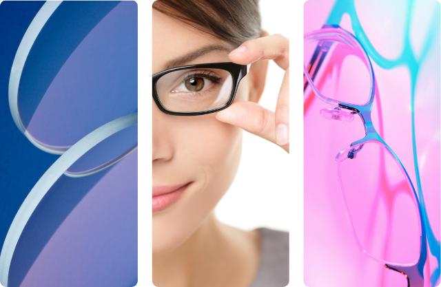 abrasion resistant eyeglass coatings